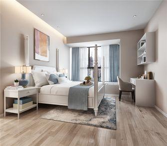 140平米三室三厅中式风格卧室装修效果图