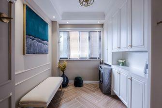 120平米三室两厅美式风格储藏室图