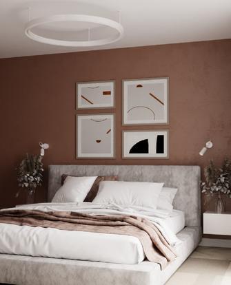 70平米公寓其他风格卧室装修案例