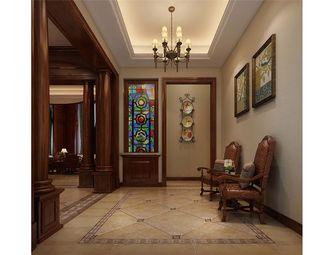140平米复式新古典风格玄关设计图