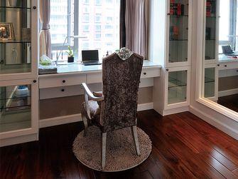 110平米三室一厅法式风格梳妆台设计图