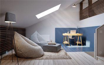120平米三室两厅现代简约风格阳光房装修图片大全