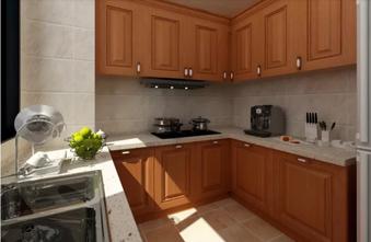 120平米四中式风格厨房图片
