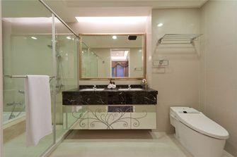 140平米三室五厅新古典风格卫生间设计图