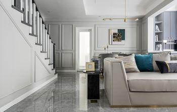 120平米法式风格楼梯间装修案例