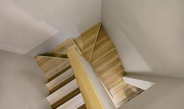 5-10万140平米复式北欧风格楼梯图片大全