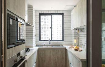 130平米三日式风格厨房装修效果图