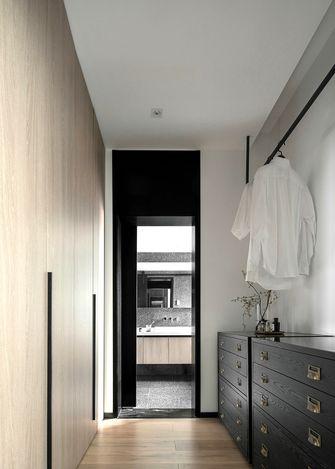 110平米四室一厅北欧风格衣帽间装修效果图