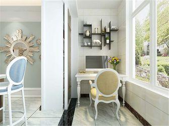 140平米三室一厅欧式风格阳台效果图