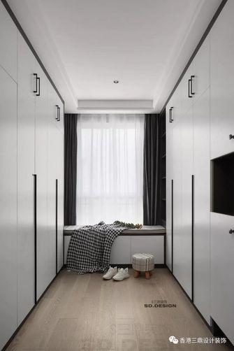 140平米四室两厅现代简约风格储藏室装修案例