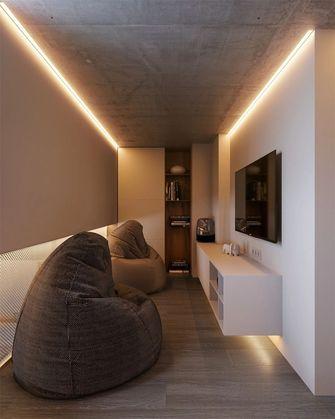 70平米复式现代简约风格影音室装修案例