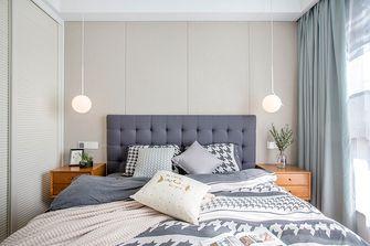 100平米三室两厅混搭风格卧室欣赏图