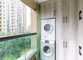120平米别墅现代简约风格阳台图片
