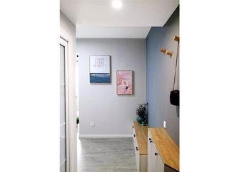 50平米公寓北欧风格走廊欣赏图