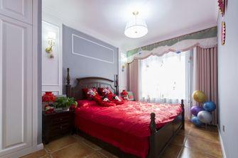 经济型80平米三室两厅现代简约风格卧室装修效果图