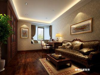 140平米四室两厅欧式风格楼梯间装修案例