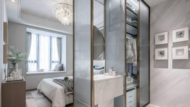 120平米三室两厅混搭风格卧室设计图