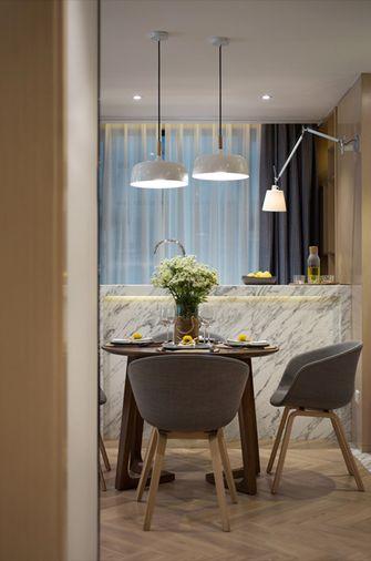60平米公寓宜家风格餐厅设计图