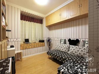 140平米三室一厅欧式风格书房效果图