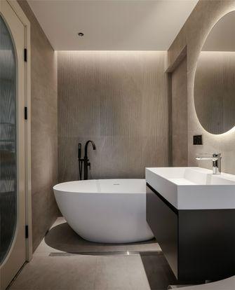 130平米三室两厅法式风格卫生间图片大全