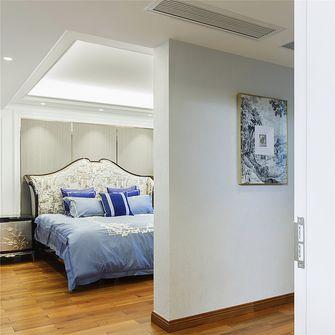 120平米四室两厅新古典风格卧室装修图片大全
