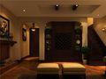 140平米复式美式风格玄关图片大全