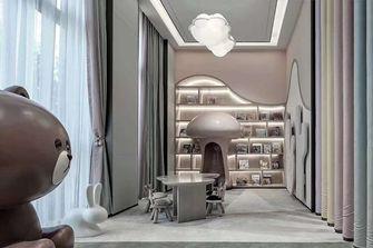 140平米别墅宜家风格书房装修图片大全
