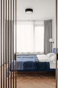70平米宜家风格卧室图