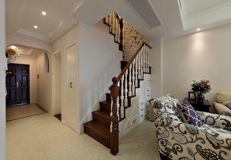 20万以上130平米三室两厅混搭风格楼梯欣赏图