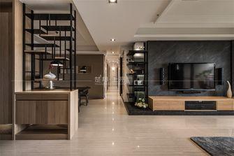 120平米三室一厅日式风格客厅效果图