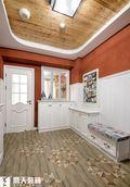 140平米四室两厅法式风格阳光房图