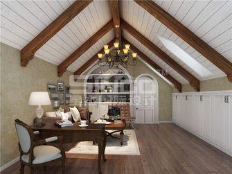 20万以上140平米别墅新古典风格阁楼设计图