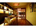 120平米东南亚风格书房效果图
