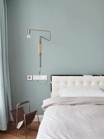 100平米三室一厅现代简约风格卧室图