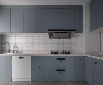 110平米三宜家风格厨房欣赏图
