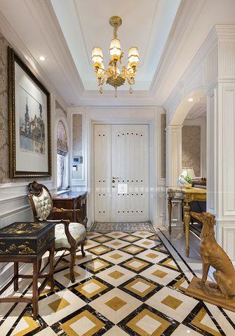 140平米别墅欧式风格走廊装修案例