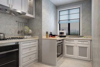 90平米欧式风格厨房效果图