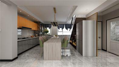 140平米复式法式风格餐厅图