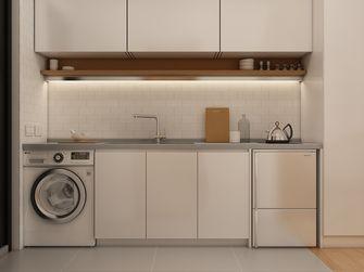 60平米公寓日式风格厨房图片大全