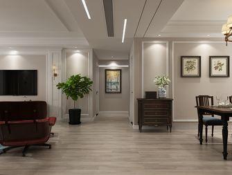 110平米三室两厅中式风格客厅设计图