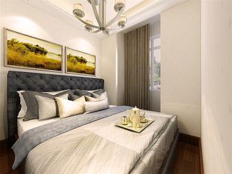90平米欧式风格卧室家具装修图片大全