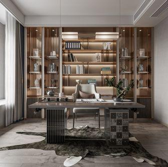 140平米四室三厅其他风格书房效果图