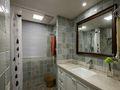 140平米三室两厅田园风格卫生间装修效果图