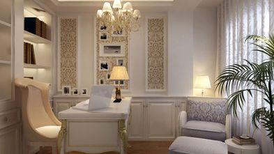 110平米一居室欧式风格客厅欣赏图