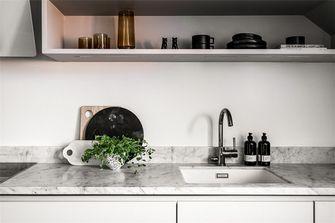 120平米复式北欧风格厨房设计图