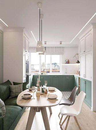 80平米三现代简约风格厨房装修案例