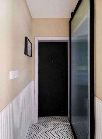 50平米现代简约风格玄关装修效果图
