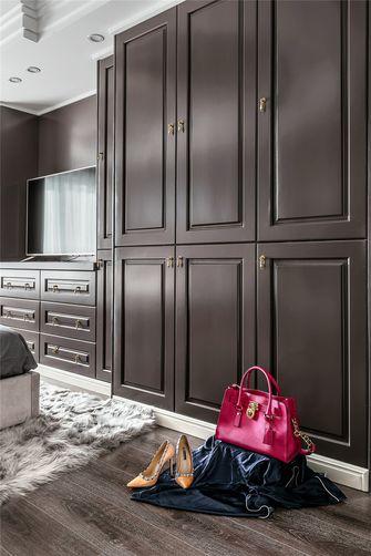 110平米三室两厅法式风格衣帽间装修案例
