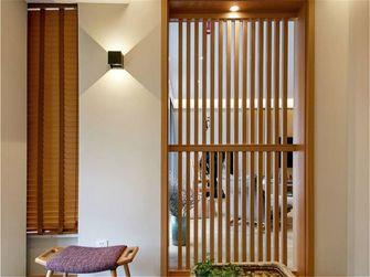 110平米三室两厅日式风格玄关装修图片大全