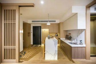60平米公寓日式风格餐厅设计图